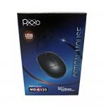 Mouse Óptico USB MOK133 Preto_ Pixxo